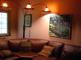 full size of mica shade floor lamp oak river arc dark rust