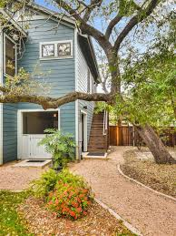 zilker house al stair leads to the apartment complete privacy no other units
