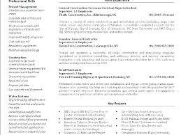 Free Construction Resume Templates Free Construction Worker Resume Templates Contruction Resumes