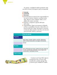 Check spelling or type a new query. Libro De Espanol 6 Grado Contestado Pagina 116 Paginas 42 A La 55 Libro Ciencias Naturales 3 Grado Dubai Khalifa Catalogo De Libros De Educacion Basica Alliguelfo
