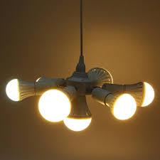 4 7 in 1 e27 adjustable lamp base socket splitter lamp holder adapter hanging lighting pendant converter 100v 240v kitchen pendant lighting kitchen ceiling