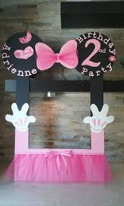 Minnie Mouse Photo Frame Minnie Photo Booth Minnie Photo | Etsy | Minnie  mouse birthday party decorations, Minnie birthday party, Minnie mouse  birthday party