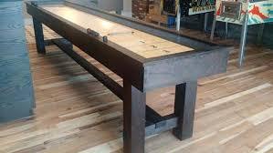 ... Imperial Reno Rustic 12u0027 Shuffleboard Table ...