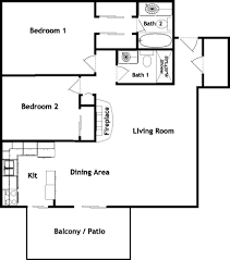 Small 2 Bedroom Floor Plans 2 Bedroom Plan Layout Bedroom Ideas