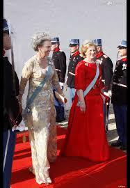 La Princesse Benedikte Et La Princesse Anne Marie Au Mariage De