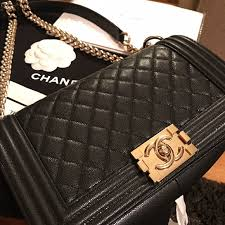 chanel 2017 handbags. chanel bags - soldout 2017 chanel boy bag quilted caviar leather handbags