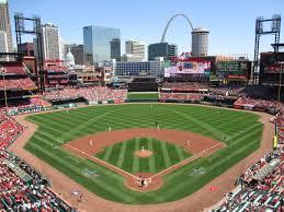Busch Stadium St Louis Cardinals Stadium Journey