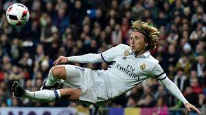Real-Madrid-Star Luka Modric ist Fußballer des Jahres in Kroatien