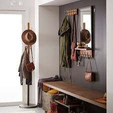 Industrial Style Coat Rack Industrial Coat Rack west elm 5