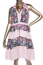 Peter Pilotto Size Chart Peter Pilotto Print Dress