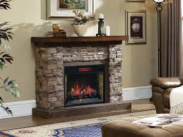 infrared fireplace vs electric grand canyon in stacked