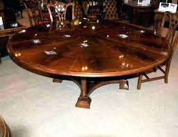round dining table with leaf extension round dining room tables with leaves round dining room table
