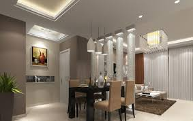 Partition For Living Room Living Dining Room Design Pics Photos House Design Living Dining