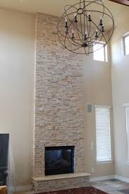 Stone Fireplace Remodel 18 Best Stacked Stone Fireplaces Images On Pinterest Fireplace