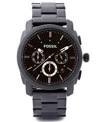 fossil machine fs4682 chronograph men s watch buy fossil machine fossil machine fs4682 chronograph men s watch