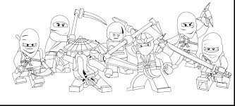 Free Printable Lego Ninjago Coloring Pages Printable Coloring Pages