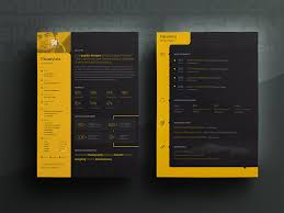 resume template psd. Resume Template Psd Personal Free PSD Download utmostus