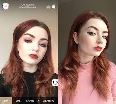 l oreal makeup genius red lipstick