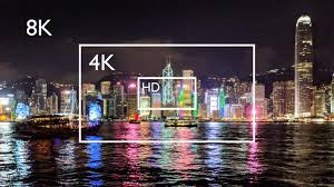 TV resolution confusion: 1080p, 2K, UHD, 4K, 8K, and what they all mean