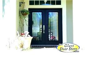 double entry doors with glass modern glass front door modern double front entry doors glass door