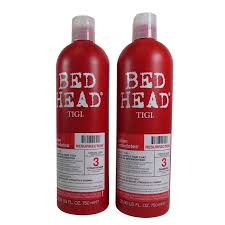 tigi bed head urban anti dotes resurrection shoo and conditioner duo set