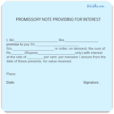 Basic Promissory Note Classy Printable Sample Simple Promissory Note Form Real Estate Forms