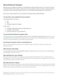 Resume Cover Letter Template 2018 Simple Cover Letter Template Microsoft Word Simple Resume Template