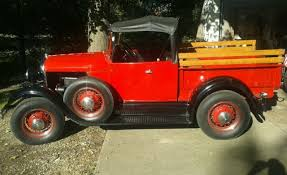 Beautiful 1929 Ford Model A Convertible Roadster Pick Up Truck ...