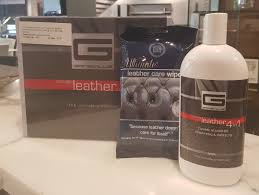 gainsville 4 in 1 leather cleaner