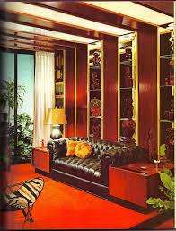 1970 S Interior Design Photos Designing From Past To Present 70s Home Decor Vintage