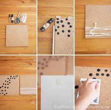 diy cork boards. DIY Cork Board Frame And Organizer Diy Boards T