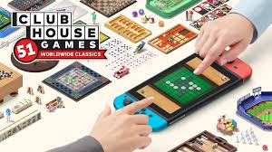 Clubhouse Game review -- An instant Switch classic