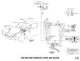 mustang wiper motor wiring diagram diagram 1966 mustang wiper wiring diagram nodasystech com