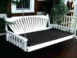 swing beds plans outdoor bed swing bed swing porch beds furniture fan back pine swing bed swing beds plans