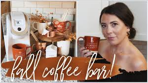 Check spelling or type a new query. Halloween Coffee Bar Decorate With Me Rae Dunn Fall Coffee Station Halloween Home Decor Ideas Youtube