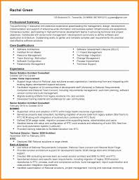 Software Architect Resume Examples New Software Architect Resume