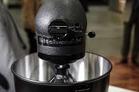 kitchenaid mixer black. credit: kitchenaid mixer black