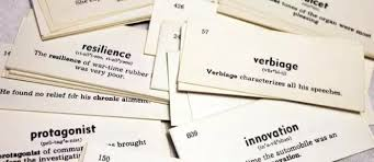 vocab cards with pictures three strategies for using vocabulary lists and flash cards