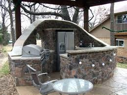 backyard small outdoor kitchen