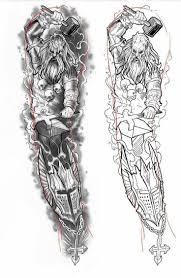 пин от пользователя Kreed Krime на доске нордические татуировки
