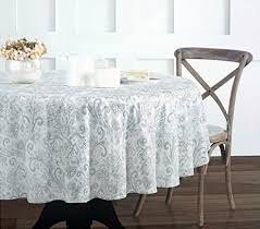 com envogue fabric tablecloth 90 inches round fl paisley within inch plan 1
