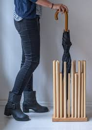 umbrella stand holder.  Stand Rainforest Is A Sculptural Umbrella Stand Made From Wooden Sticks And  Covered With Protective Oil To Umbrella Stand Holder M
