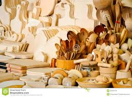 Kitchen Accessories Wooden Kitchen Accessories Stock Photo Image 28960140