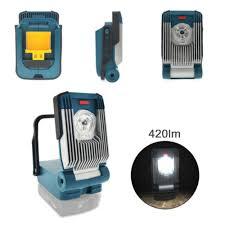 Makita Work Light 18v Us 19 57 22 Off 14 4v 18v Li Ion Led Work Light Site Light Flash Light Torches For Makita Electric Tool Part Home Decoration Construction In Night