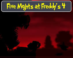play five nights at freddy s 4 at friv ez