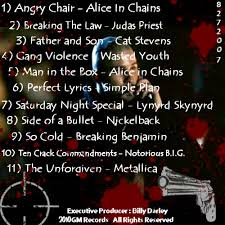Cd Song List Billy Darley Images Death Sentence Song List For Cd Wallpaper And