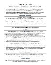 Free Resume Template Download Mba Student Resume Samples Visualcv