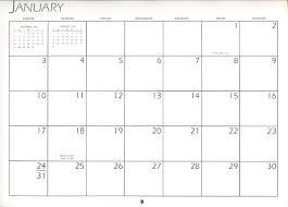2010 Calendar January January Calendar Page Marges8s Blog