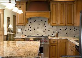 Glass Tile Kitchen Backsplash Designs Cool Design Inspiration