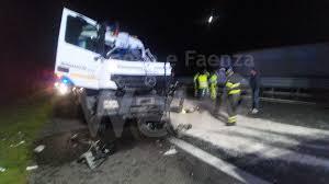 Ultima ora: Grave incidente sulla A14 Dir, direzione Lugo bloccata dalle  17,15 - Ravenna Web Tv
